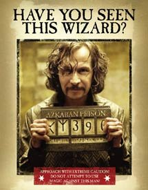 Harry Potter Movie Seen This Wizard Tin Sign #1347