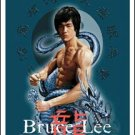 Bruce Lee Movie The Dragon Tin Sign #1344
