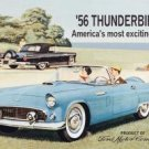 Ford Thunderbird Car Tin Sign #581