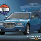 Chrysler 300M Car Tin Sign #1237