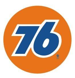 Union 76 Round Tin Sign #793