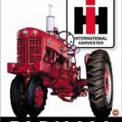 International Harvester Farmall Tractor Tin Sign #839