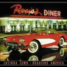 Rosies Hot Rod Diner Tin Sign #897