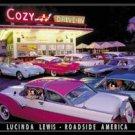 Cozy Hot Rod Diner Tin Sign #894