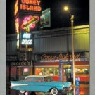 Coney Island Hot Rod Diner Tin Sign #956