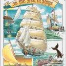 Ships And Sea Tin Sign #1285