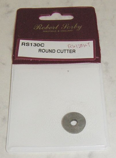 SORBY Round Tool Cutters for RS130KT Woodturning RS130C