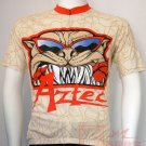 AZTEC Cycling Jersey  Mens Size L(175~180cm/75~80gks)