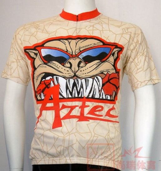AZTEC Cycling Jersey  Mens Size XL(180~185cm/85~90gks)