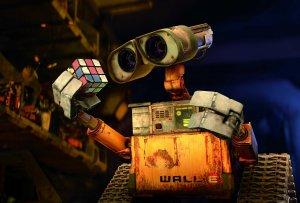 Wall-E Mousepad