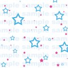 Miffle Stars - 12x12 - Pink and Blue