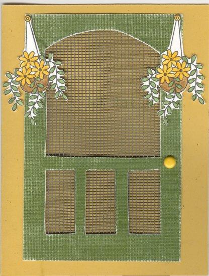 Screen Door Cards
