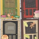 Screen Door Greeting Card & Template Kit