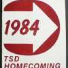 Texas School for the Deaf Homecoming 1984 book