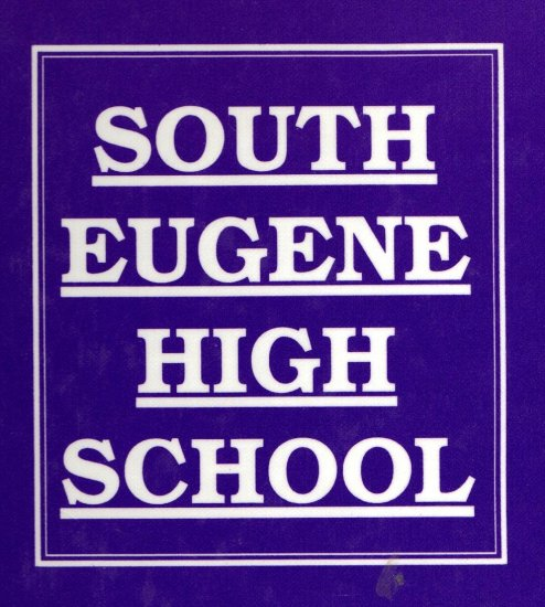 South Eugene High School Alumni Directory 1993, Oregon