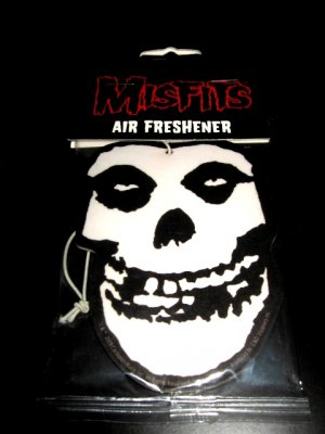 Misfits Air Freshener Band Punk Emo Goth Design