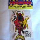 ICP Insane Clown Posse Air Freshener Red Hoodie Juggalo Punk Hatchetman