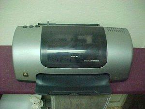 Epson Stylus Photo 820