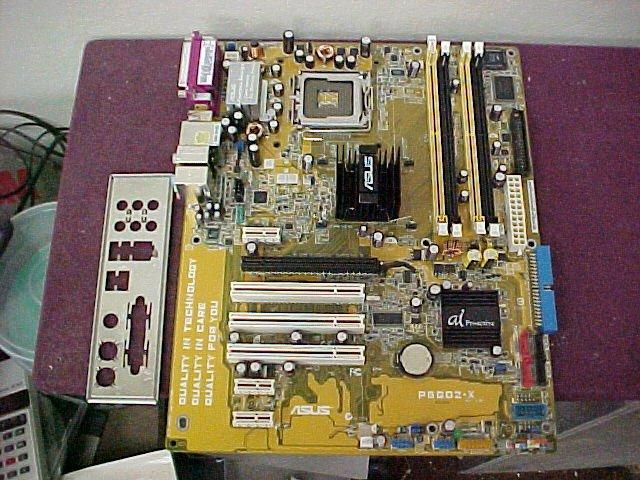 Asus P5GD2-X Socket LGA 775 motherboard