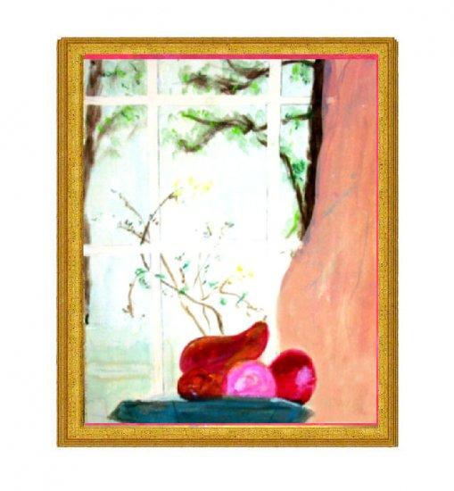 Fruit in the Window