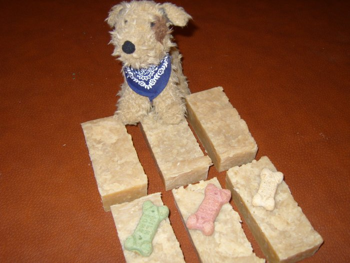 6 Bar Spudly Package-Doggie Soap