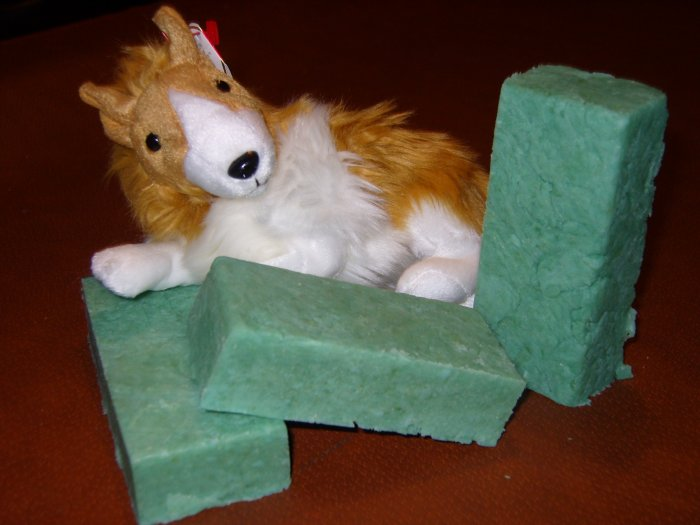 Spudly-Woodland Adventure-Doggie Soap