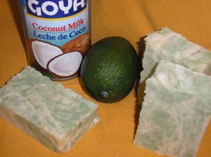 COCONUT MILK - Coconut Lime Verbena