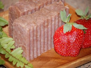 Country Strawberry-Strawberry Puree