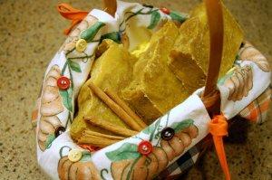 Pumpkin Spice-Food Soap