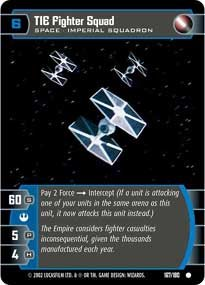#167 TIE Fighter Squad