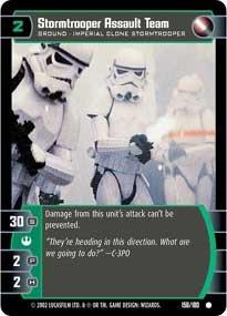 #158 Stormtrooper Assault Team