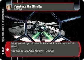 #146 Penetrate The Shields