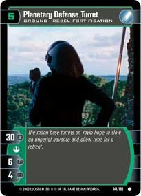 #141 Planetary Defense Turret