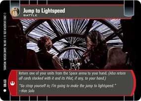 #137 Jump to Lightspeed