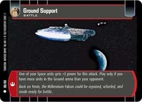 #130 Ground Support