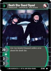 #127 Death Star Guard Squad
