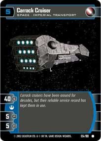 #124 Carrack Cruiser