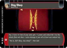 #123 Stay Sharp