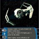#119 Vader's TIE Fighter (B)