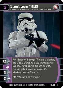 #113 Stormtrooper TK-119
