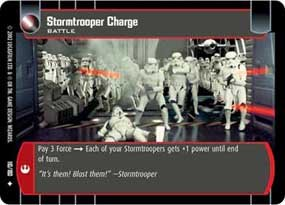 #110 Stormtrooper Charge