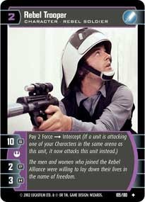 #105 Rebel Trooper