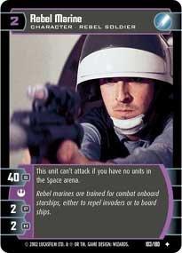 #103 Rebel Marine