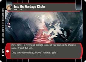 #84 Into the Garbage Chute