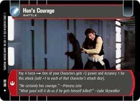 #80 Han's Courage