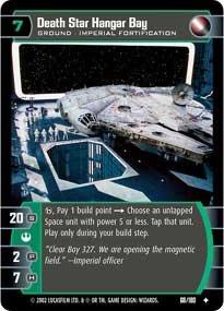 #68 Death Star Hangar Bay