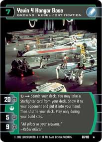#60 Yavin 4 Hangar Base