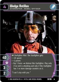 #59 Wedge Antilles (A)