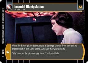 #56 Imperial Manipulation