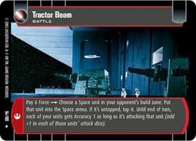 #54 Tractor Beam